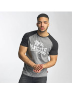 Lonsdale London T-Shirt Coldstream grey