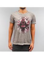 Lonsdale London t-shirt Murton grijs