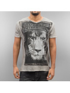 Lonsdale London t-shirt Waddesdon grijs