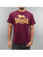 Lonsdale London T-Shirt London Logo rouge