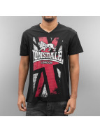 Lonsdale London T-Shirt Denholm schwarz