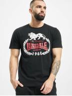 Lonsdale London T-shirt Original 1960 svart