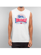 Lonsdale London T-Shirt Chryston weiß