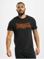 Lonsdale London t-shirt Classic Slim Fit zwart