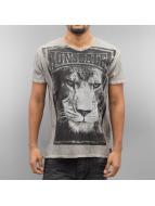 Lonsdale London T-shirtar Waddesdon grå