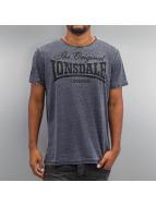 Lonsdale London T-skjorter Horley blå