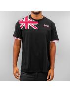 Lonsdale London T-skjorter Leybourne svart