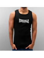 Lonsdale London Tank Tops Galaxy czarny
