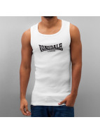 Lonsdale London Tank Tops Galaxy valkoinen