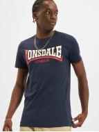 Lonsdale London Tričká Two Tone modrá