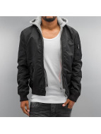 Lonsdale London Veste bomber Clifton Hoody noir
