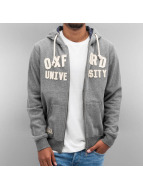 Lonsdale London Zip Hoodie Little Milton grey