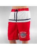 Lonsdale London Zwembroek Crediton Beach rood