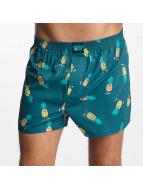 Lousy Livin  Shorts boxeros Ananas azul