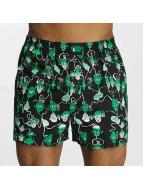 Lousy Livin  Shorts boxeros Aliens negro