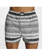 Lousy Livin Boksershorts Livin Stripes hvit