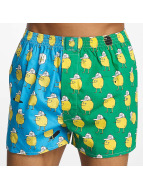 Lousy Livin boxershorts Multicolor Toast groen