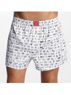 Lousy Livin Boxershorts 1 Up Livin 2.0 weiß