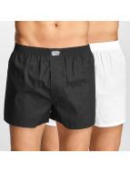 Lousy Livin boxershorts Plain 2 Pack zwart
