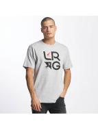 LRG Футболка LRG Stacked серый