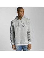 LRG Felpa con cappuccio Research Collection grigio