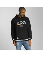 LRG Felpa con cappuccio Research Collectio nero