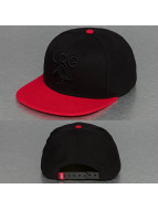 LRG Gorra Snapback Research Collection negro