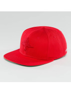 LRG Gorra Snapback Research Collection rojo