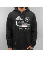 LRG Hoodie RC Front Archive svart