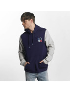 LRG Hoody Research Collection blau
