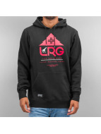 LRG Hoody Research Collection zwart