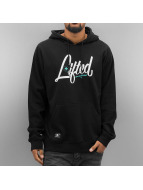 LRG Hoody Research Spec zwart