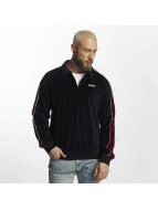 LRG Lightweight Jacket Lifted Zip Track blue