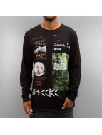 LRG Longsleeve Documentor black