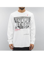 LRG Longsleeve High City Life white