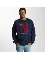 LRG Pullover Research Collection Two blau