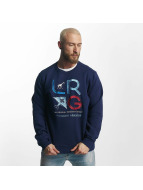 LRG Pullover Research Collection blau
