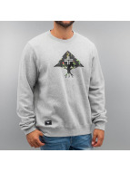 LRG Pullover RC Roundabout grau