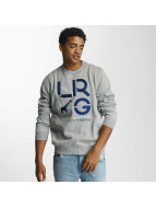 LRG Pullover Research Collection Two grau