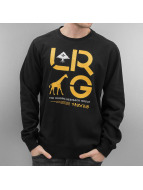 LRG Pullover Research Collection Two schwarz