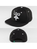 LRG Snapback Cap Research black