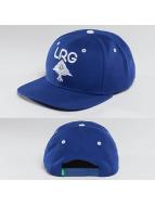 LRG Snapback Cap Research Group blue