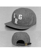 LRG snapback cap Heritage grijs