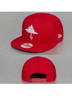 LRG Snapback Cap Retro Eternity rosso