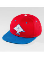 LRG Treesearch Snapback Cap Red/Blue