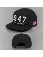 LRG Snapback Cap Home Of The Brave schwarz