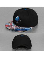 LRG snapback cap 147 Bands zwart