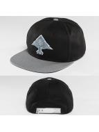 LRG snapback cap Treesearch zwart