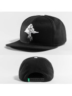 LRG Snapback Caps Research Collection czarny