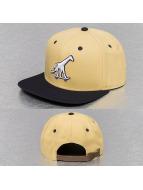 LRG Snapback Caps Skate Giraffe khakiruskea